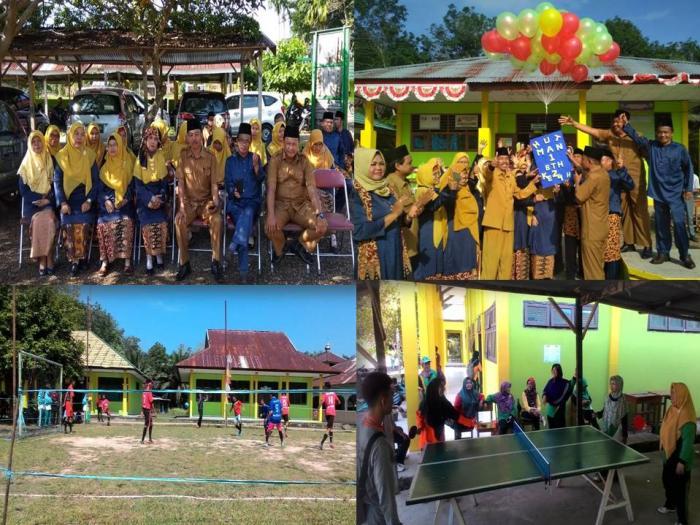 Berbagai Lomba, Meriahkan Perayaan HUT MAN 1 Batang Hari